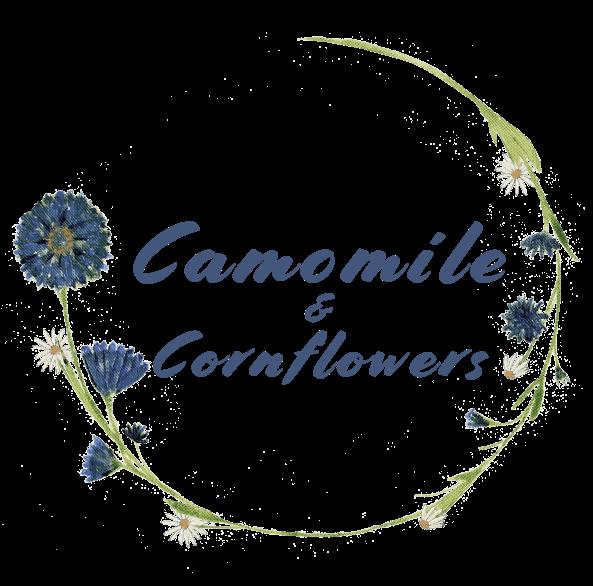 Camomile & Cornflowers