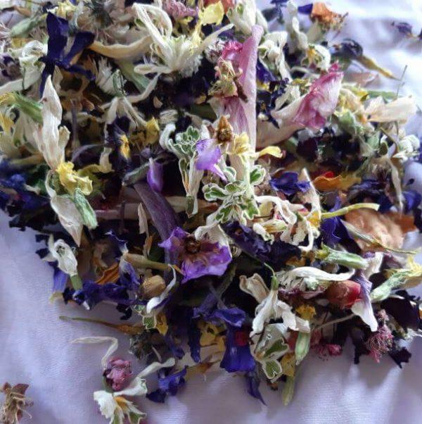 Camomile Cornflowers Spring Confetti